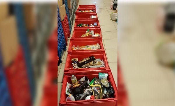 Inzameling voor Voedselbank op Paaszondag 4 april