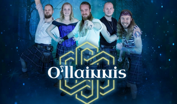 Woensdag nieuwe cd van O'llainnis