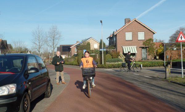 Ruurlose kinderen kennen de verkeersregels