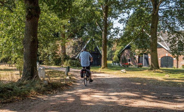 Fiets4daagse Winterswijk van 31 augustus tot en met 3 september