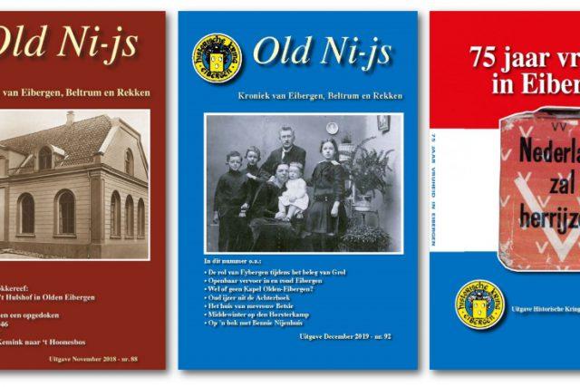 'Old Ni-js' digitaal in collectie Bibliotheek