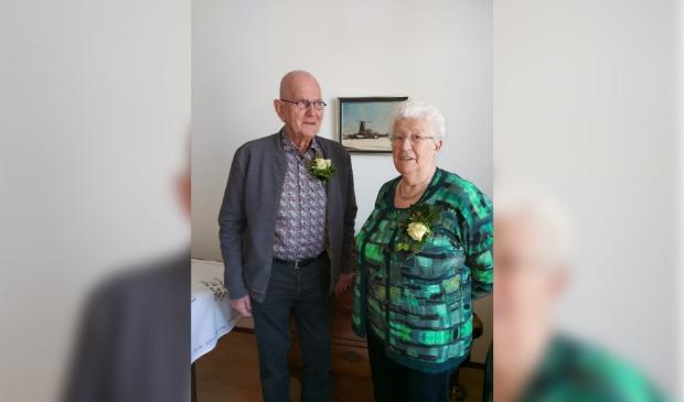Zestig jaar getrouwd