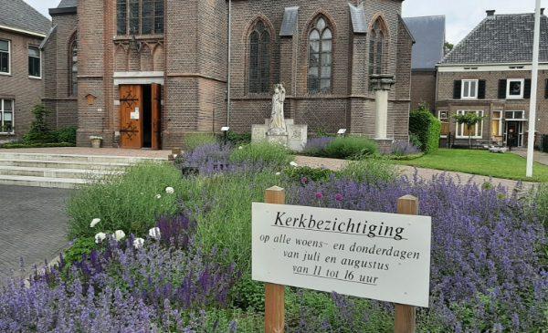 Beltrumse kerk in Juli en Augustus open voor bezichtiging
